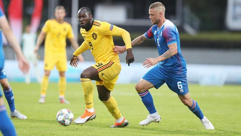 Nhận định kèo Iceland vs Bỉ, 01h45 ngày 9/9: Bỉ thắng kèo châu Á