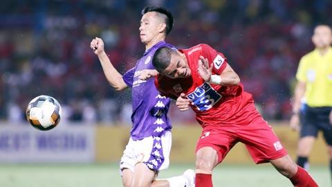 Hà Nội FC & những lần lội ngược dòng ở V.League