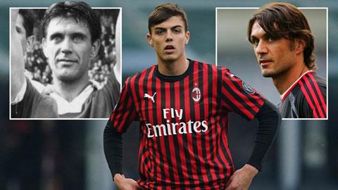 Milan: Sắp 19 tuổi, đã đến lúc Daniel Maldini trưởng thành