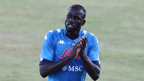 Man City tránh mọi liên hệ với... Napoli ở vụ Koulibaly