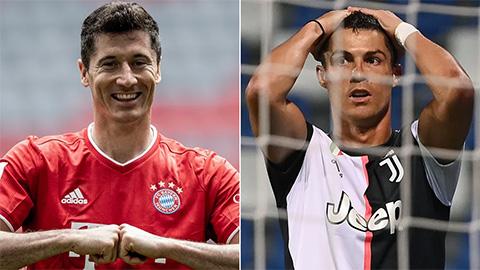 'Lewandowski sẽ hay hơn Ronaldo ở tuổi 35'