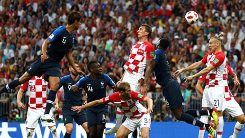 Pháp vs Croatia: Chia ngả đôi đường