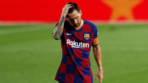 Messi, hổ dữ cô đơn đành nghe lời bầy cáo