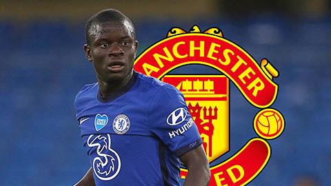 M.U chuẩn bị 60 triệu bảng mua Kante của Chelsea