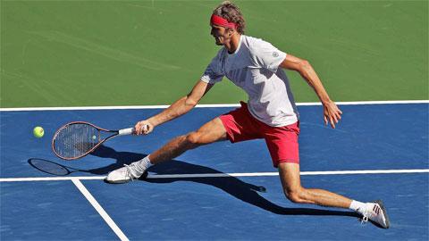Sau 25 năm, Đức có tay vợt đầu tiên vào bán kết US Open: Alexander Zverev