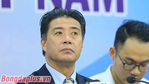 Tân GĐKT Adachi: '30 năm nữa, Việt Nam sẽ thắng được Nhật Bản'