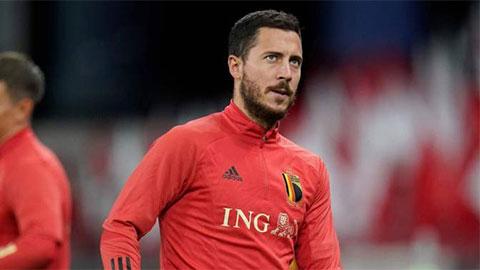 Real nổi cơn lôi đình với Hazard