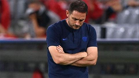 Lampard có thể là HLV đầu tiên bị sa thải ở Ngoại hạng Anh 2020/21