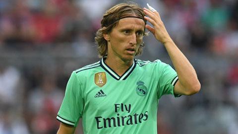 Luka Modric tròn 35 tuổi: Chặng đường cuối của chàng Lukita