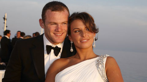 Wayne Rooney - Coleen Rooney