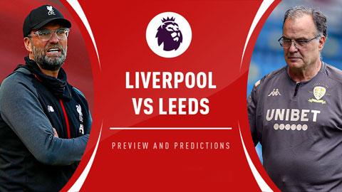 Nhận định bóng đá Liverpool vs Leeds, 23h30 ngày 12/9: Khai tiệc tưng bừng