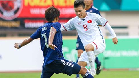 Không cần đến 30 năm, Việt Nam từng thắng Nhật Bản ở giải châu Á