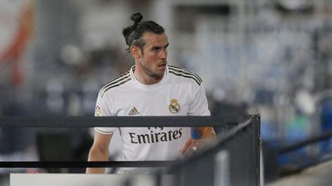 Real sẽ trả một nửa lương cho đội nào thu nhận Bale