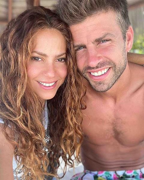 Shakira vẫn đang hạnh phúc bên tình trẻ kém 10 tuổi Pique