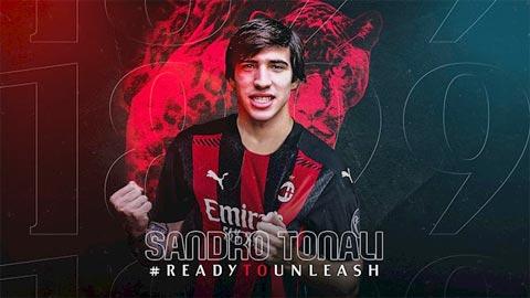 Tonali và sự trở lại của bóng đá đích thực cho Milan