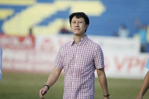 HLV Thành Công đang giúp Thanh Hoá thăng hoa ở V.League 2020