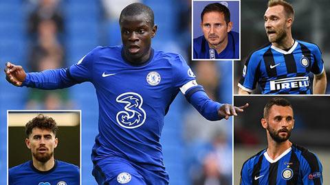 Chelsea từ chối đề nghị đổi người cực hời cho Kante
