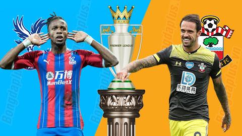 Nhận định bóng đá Crystal Palace vs Southampton, 21h00 ngày 12/9: 'Pha lê' chưa thể sáng
