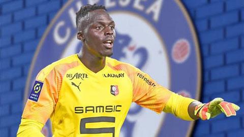 Chelsea đạt thỏa thuận  chiêu mộ thủ môn Mendy
