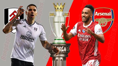 Nhận định bóng đá Fulham vs Arsenal,18h30 ngày 12/9: Bắn pháo chào mùa giải