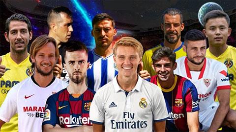 10 bản hợp đồng chất lượng nhất La Liga hè này