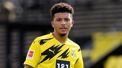 Sancho đến tập muộn tại Dortmund do mải chơi game thâu đêm với dàn sao M.U