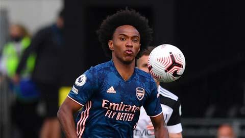 Với Willian, Arsenal khiêu gợi như vũ công Samba