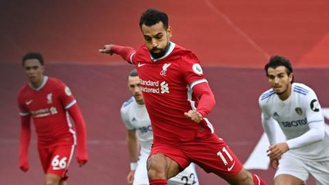 Ghi bàn ở vòng mở màn, Salah đi vào lịch sử Ngoại hạng Anh