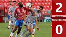 Granada 2-0 Athletic Bilbao (Vòng 1 La Liga 2020/21)