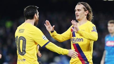 Barca: Chưa có cuộc cách mạng nào ở Nou Camp