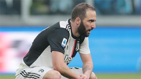 Higuain, cơn khát tiền đạo và nỗi đau của Juve