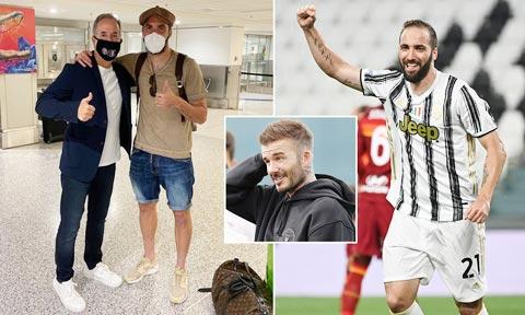 Juve vừa mất thêm 4 triệu euro để Higuain sang Inter Miami