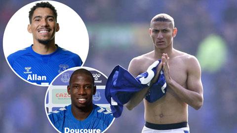 Everton  tăng cường lực lượng theo ý của Richarlison