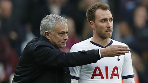'Mourinho cần tìm Eriksen mới nếu muốn Tottenham có danh hiệu'