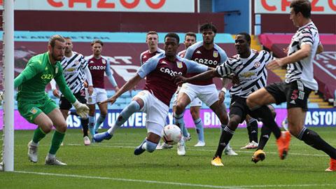 Fan M.U sốc nặng, gọi đội nhà là 'rác rưởi' sau trận thua Aston Villa