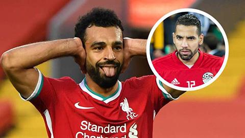 Câu chuyện cảm động đằng sau màn ăn mừng ngộ nghĩnh của Salah