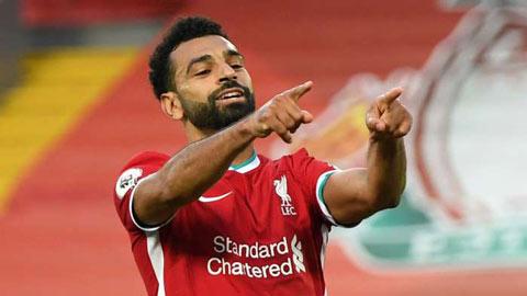 Salah vượt qua Rooney, lập kỷ lục ngoạn mục tại Premier League