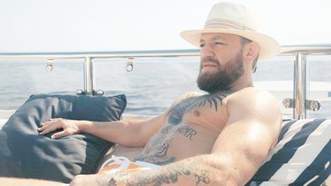Gã điên McGregor bị bắt tại Pháp vì quấy rối tình dục