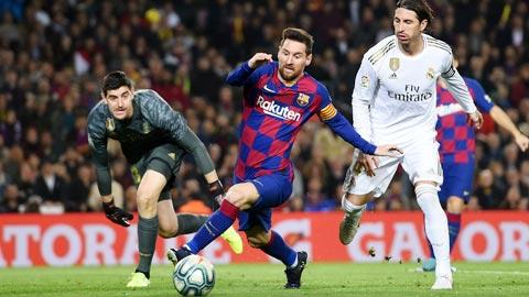Barca và Messi khiến tất cả quên đi mùa Hè im ắng của Real