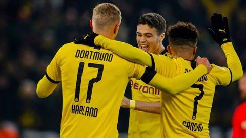 """Nếu tung ra đội hình mạnh nhất, Dortmund sẽ """"nuốt chửng"""" chủ nhà Duisburg"""