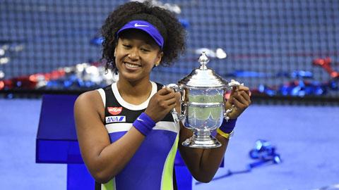 Naomi Osaka vô địch US Open 2020: Chiến thắng của Osaka, chiến thắng của người da màu
