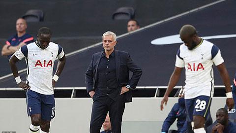 Mourinho đổ lỗi cho Covid-19 khiến Tottenham nhận thất bại trước Everton