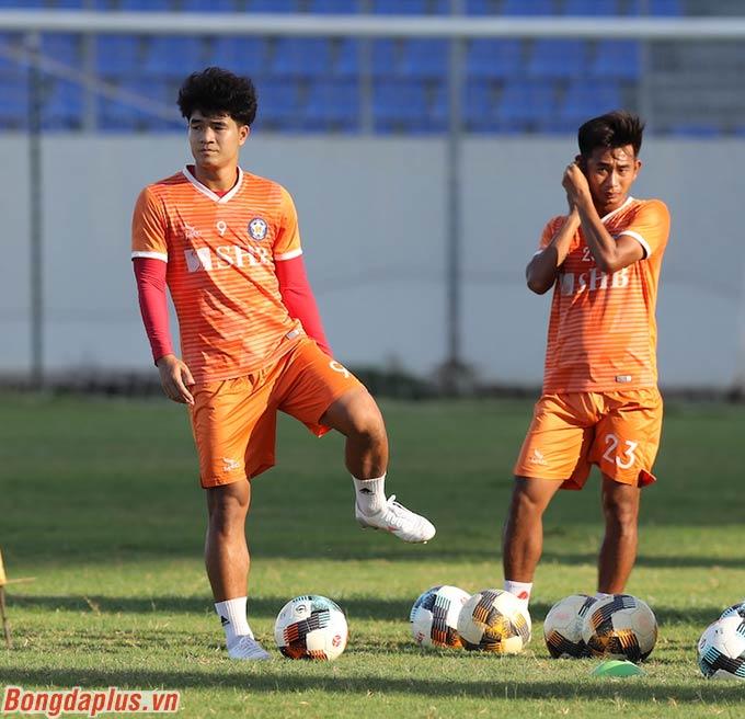 Theo Chủ tịch CLB SHB.ĐN, khi V.League trở lại, thầy trò ông Lê Huỳnh Đức chắc chắn phải tính toán để lọt vào Top 8 nhằm sớm trụ hạng, qua đó, tranh chức vô địch.