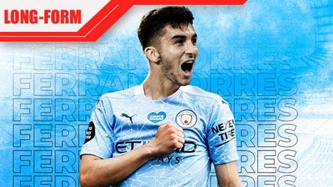 Man City sẽ nhận được gì từ Ferran Torres ngoài những pha xỏ háng?