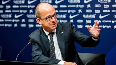 Barca lỗ 98 triệu euro ở mùa 2019/20