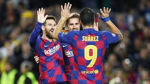Barca: Cuộc cách mạng bắt đầu từ 'số 9'