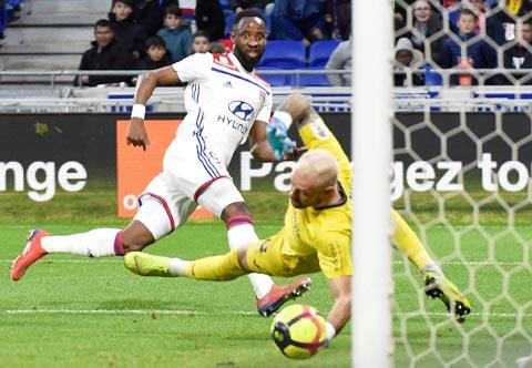 Dembele có thể sẽ nổ súng giúp Lyon đánh bại Montpellier ngay trên sân khách