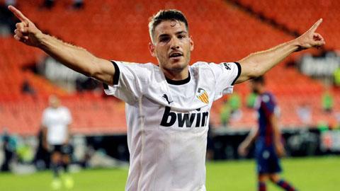 Valencia vẫn đầy tài năng