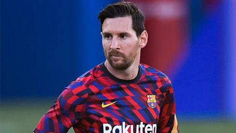 Chủ tịch Barca lại muốn Messi giảm thu nhập