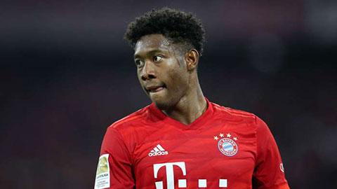 Alaba phản pháo sếp cũ Bayern vụ tăng lương